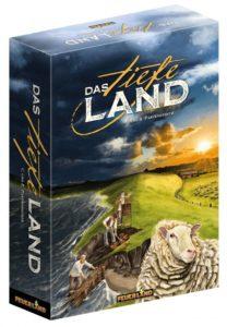 Das Tiefe Land - Feuerland Spiele