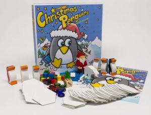 Weihnachtspinguine - Spiel