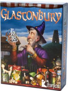 Glastonbury - Spiel