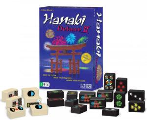 Hanabi deluxe (Englisch)